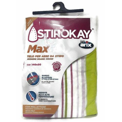 Pokrowiec Na Deskę Do Prasowania Max 140x50cm 815 Arix