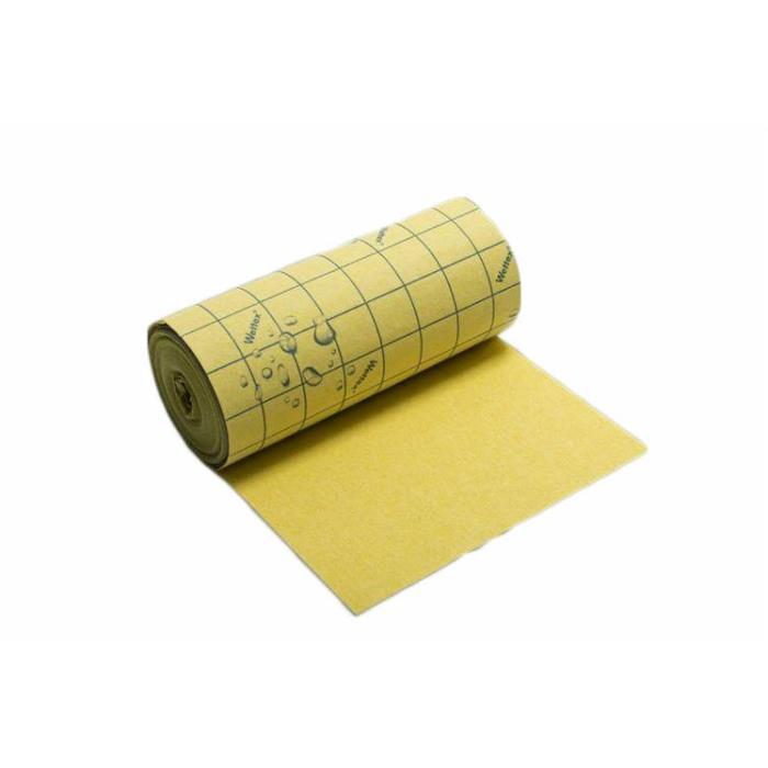 Gąbki, ścierki, szczotki - Vileda Ścierka 10m Quick`n Dry Żółta 145631 Vileda Professional -