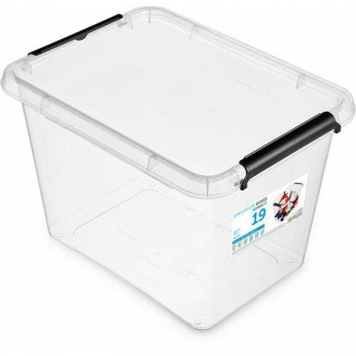 Pojemnik Prostokątny 19l Simple Box 1532