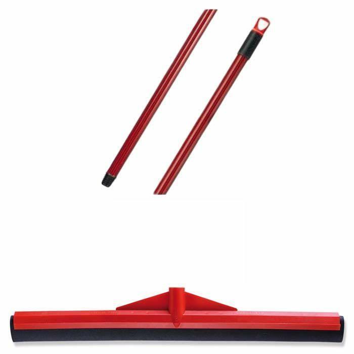 Ściągaczki do okien i podłóg - Zestaw Ściągacz 44cm + kij 130cm Arix  -