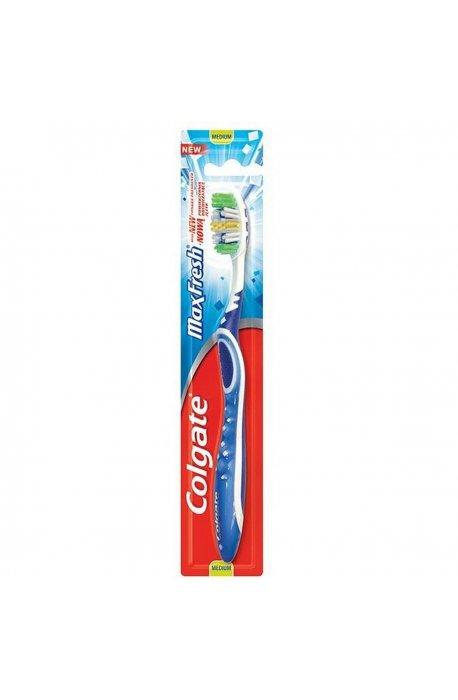 Szczotki do mycia zębów - Colgate Szczotka Do Zębów Max Fresh Medium Mix Kolor -