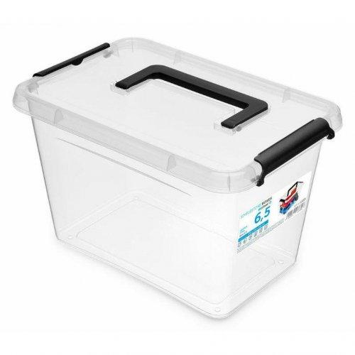 Pojemnik Prostokątny  Z Rączką 6,5l Simple Box 61333