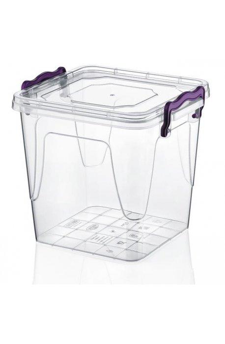 Pojemniki do żywności - Pojemnik Multibox Hobby Kwadratowy 1,8l 2159 -