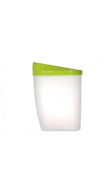 Pojemniki do żywności - Branq Dozownik Easy Way 1,5l 8224 Zielony -