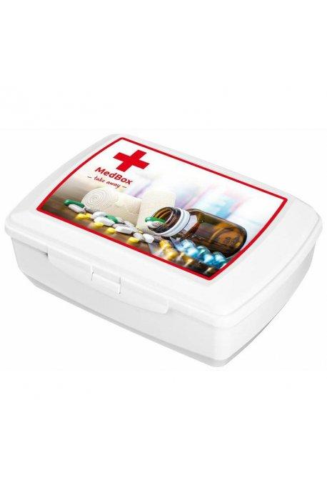 Pojemniki na leki - Branq Pojemnik na leki Medbox 1,3l 5950  -
