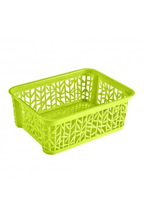 Koszyki - Branq Koszyk Bamboo 2 1712 Brązowy  -