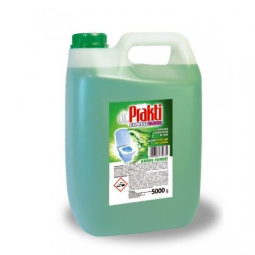 Płyn Forest Green Wc 5l Clovin