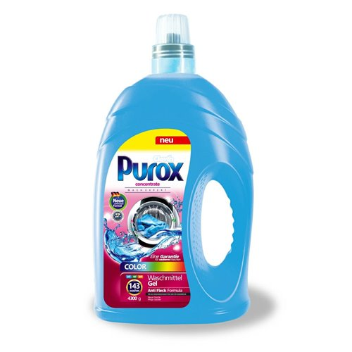 Purox Płyn Do Prania 4,3l Color Clovin