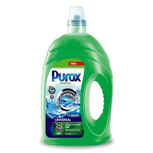 Purox Płyn Do Prania 4,3l Universal Clovin