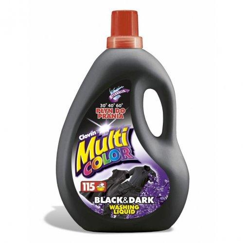 Żel Do Prania 4l Black Multicolor Clovin