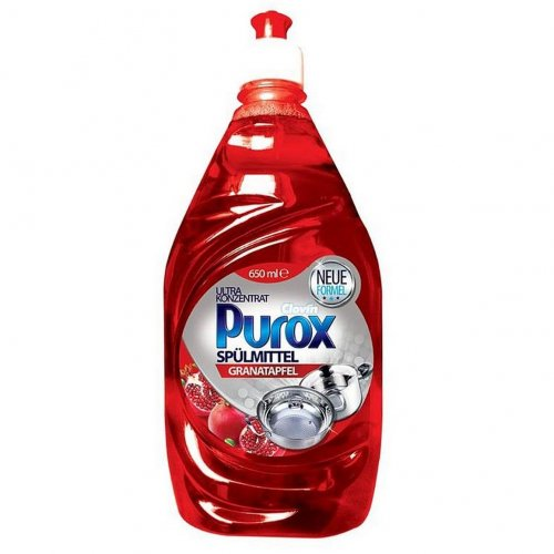 Purox Koncentrat Do Naczyń Granatapfel 650ml Clovin