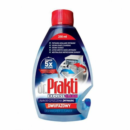 Dr.Prakti Czyścik Do Zmywarki 250ml Dwufazowy