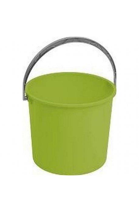 Wiadra - Curver Wiadro 16l Bez Pokrywy Zielone 235258  -