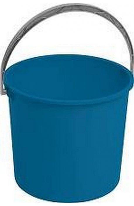 Wiadra - Curver Wiadro 16l Bez Pokrywy Niebieskie 235244  -