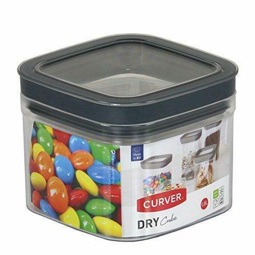 Curver Pojemnik Dry Cube 0,8l 234004