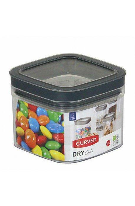 Pojemniki do żywności - Curver Pojemnik Dry Cube 0,8l 234004  -