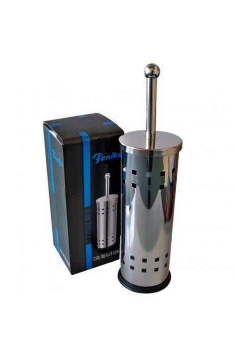 Szczotki i zestawy do WC - Stojąca Szczotka Do Wc Tuba E06 Połysk F  -