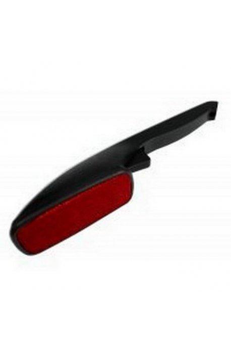 Rolki do czyszczenia ubrań - Szczotka Do Czyszczenia Ubrań Eva Eq07 Czarno-Czerwona F -