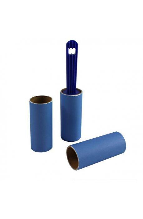 Rolki do czyszczenia ubrań - Zestaw Rolka+2 Zapasy Do Czyszczenia Hq60b F -