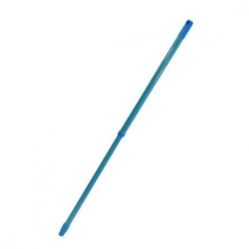 Kij drążek teleskopowy 120cm niebieski F