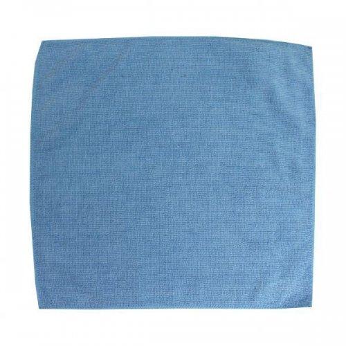 Ścierka z mikrowłókien 32x32 niebieska F