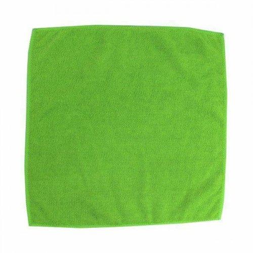 Ścierka z mikrowłókien 32x32 zielona F