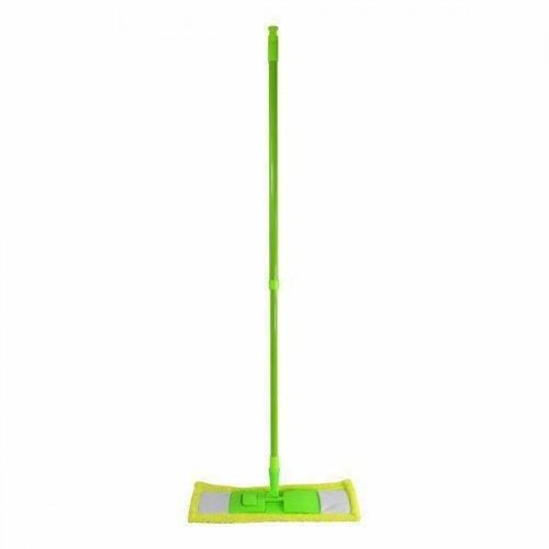 Mop Hit Micro Zielony Z Drążkiem Teleskopowym F