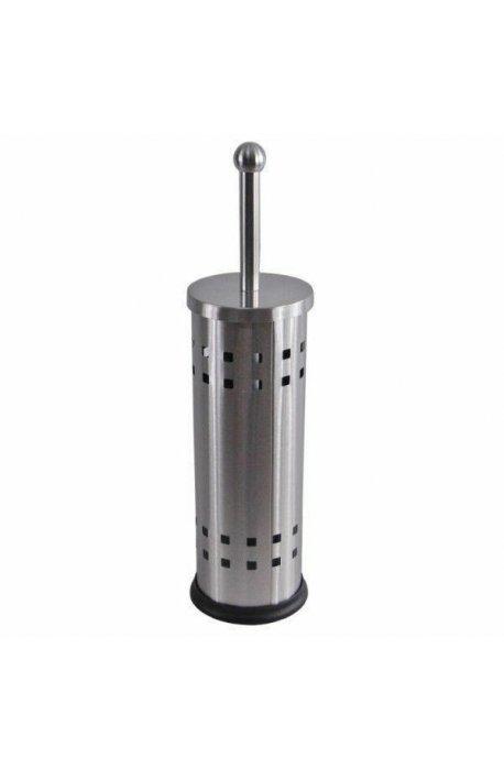 Szczotki i zestawy do WC - Stojąca Szczotka Do Wc Tuba E06 Satyna F  -