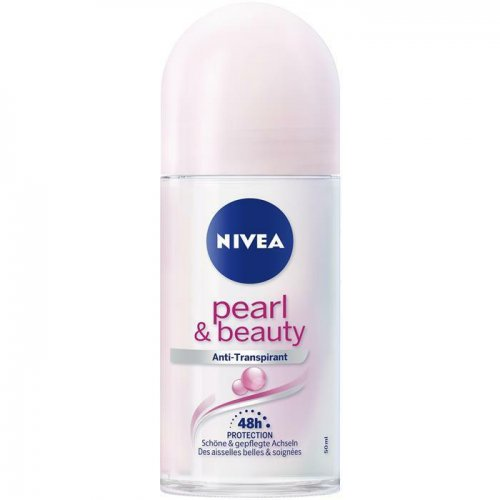 Nivea Roll-On Pearl Beauty  Antyperspirant 50ml