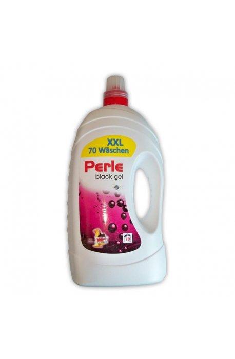 Żele, płyny do prania i płukania - Żel Do Prania Perle 5,65l Black  -