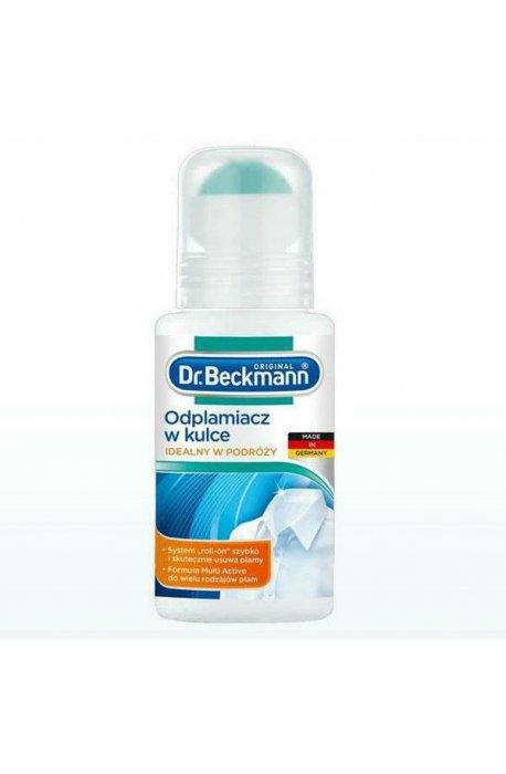 Odplamiacze do tkanin - Dr.Beckmann Odplamiacz W Kulce Roll-On 75ml -