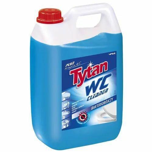 Tytan Płyn Do Wc 5l Niebieski
