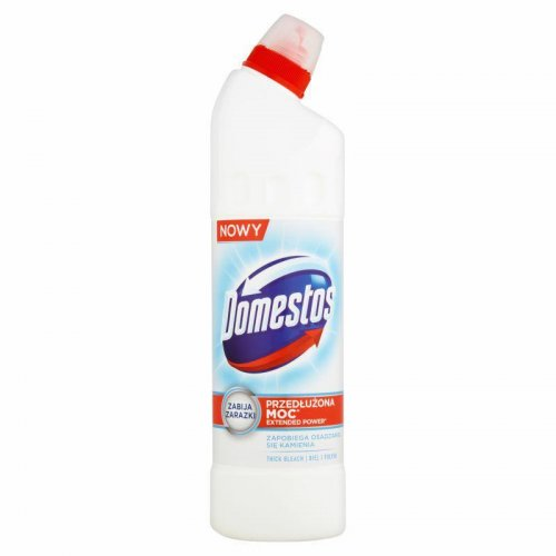 Płyn dezynfekujący do WC Domestos 750ml Ultra White