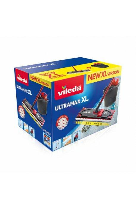 Zestawy sprzątające - Ultramax Box XL Mop+Wiadro 160932 Zestaw W Kartonie Vileda -
