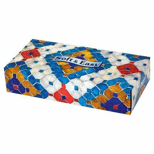 Chusteczki Higieniczne 2 Warstwowe Karton 80szt Soft&Easy