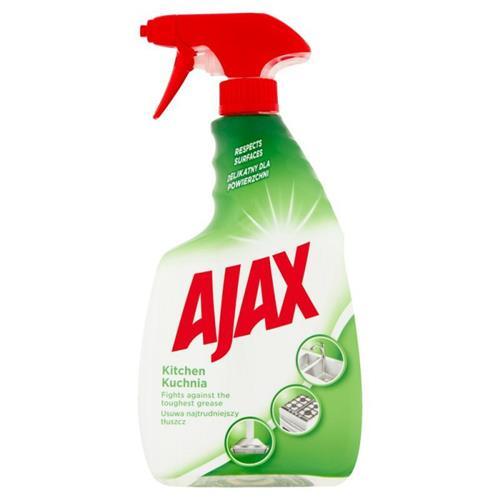 Ajax Spray Do Czyszczenia Kuchni 750ml