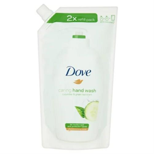 Mydło W Płynie Dove Zapas 500ml Cucumber&Green Tea Scent