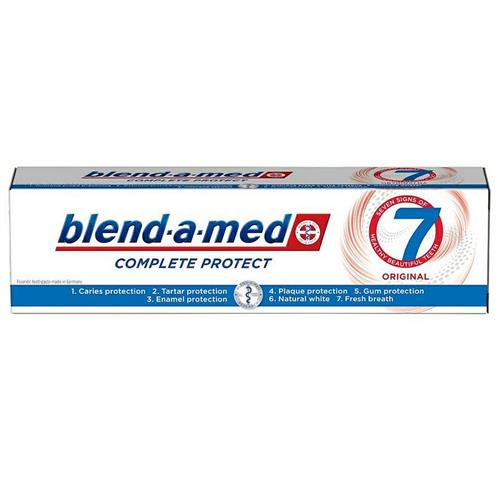 Blend-a-med Pasta Do Zębów 100ml Complete Protect