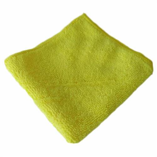 Ścierka Mikrofaza 30x30 Żółta W