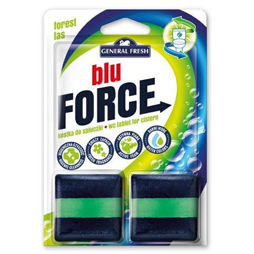 General Force Blu Kostka Do Spłuczki Forest Las 2szt