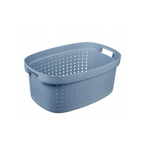 Plast Team Kosz Na Bieliznę Seoul Laundry 42l Niebieski 6032