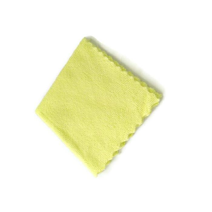 Pucerki i ścierki - Vileda Ścierka MicroTuff Easy Żółta 162714 Vileda Professional -