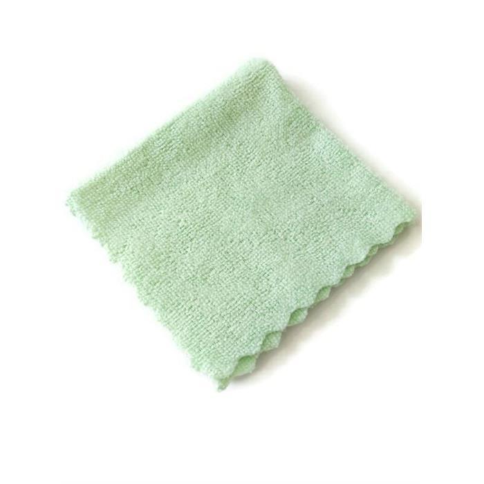 Pucerki i ścierki - Vileda Ścierka MicroTuff Easy Zielona 162716 Vileda Professional -