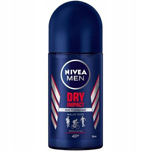 Nivea Roll-On Men Dry Impact Antyprespirant 50ml