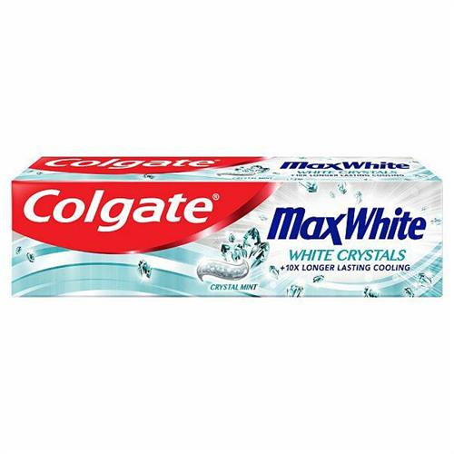 Colgate Pasta Do Zębów Max White Crystals 100ml