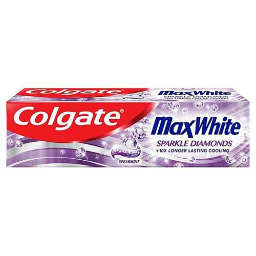 Colgate Pasta Do Zębów Max White Sparkle Diamonds 100ml