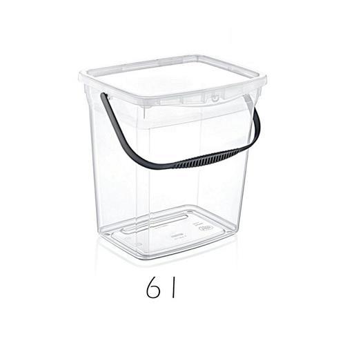 Pojemnik Na Detergenty Q-box 6l Transparentny 7122 Ch