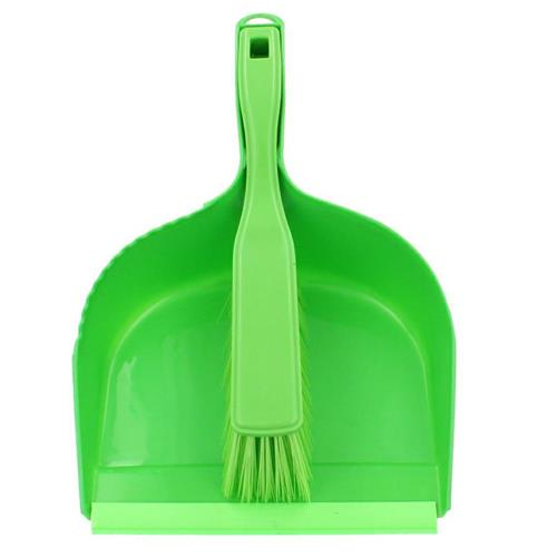 Szufelka Ze Zmiotką Zielona 5995 Ch