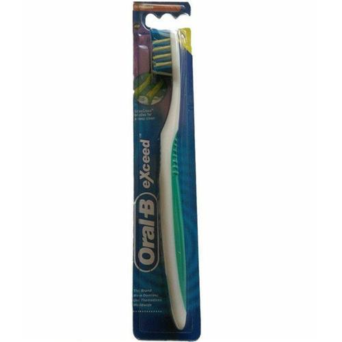 Oral-B Szczotka Do Zębów Exceed Średnia Mix Kolorów