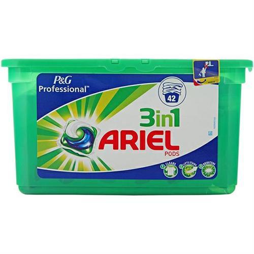 Ariel 3w1 Kapsułki Do Prania 42szt Procter Gamble